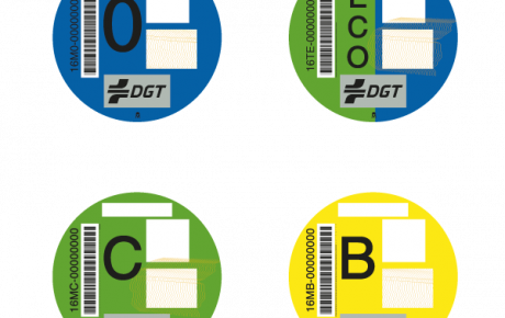 Etiquetas DGT Ambiental